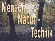 Mensch-Natur-Technik