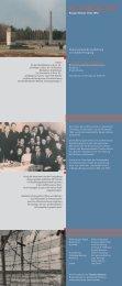 Faltblatt BB_Februar.indd - Stiftung niedersächsische Gedenkstätten