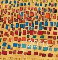 pw kalender 2010:lay_1 - Stiftung pw