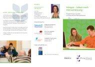 Integra – Leben nach Hirnverletzung - Stiftung Scheuern