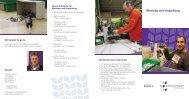 Montage und Verpackung - Stiftung Scheuern