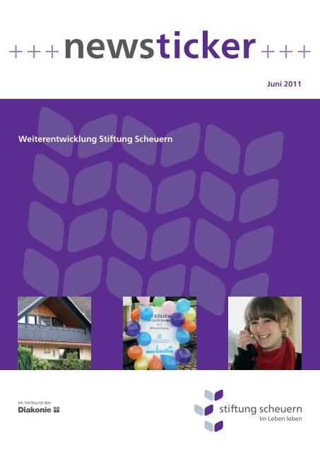 newsticker - Stiftung Scheuern