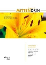MITTENDRIN - Stiftung Scheuern