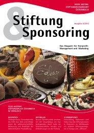 Das Magazin für Nonprofit-Management und -Marketing - Stiftung ...