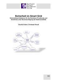 96 Sicherheit im Smart Grid - Alcatel-Lucent Stiftung für ...