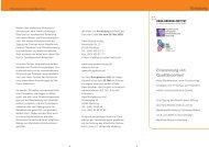 Programm - Alcatel-Lucent Stiftung für Kommunikationsforschung