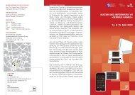 Programm_Kultur und Informatik 2009 - Alcatel-Lucent Stiftung für ...
