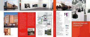 MKM Museum Küppersmühle für Moderne Kunst - Stiftung für Kunst ...