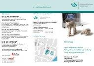 Einladung - Stiftungsklinikum Mittelrhein Koblenz