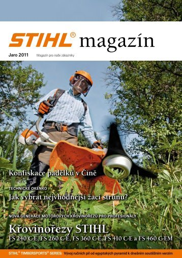 Jaro 2011 - Stihl