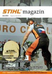 Léto 2012 - Stihl