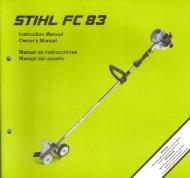 FC 83 - Stihl