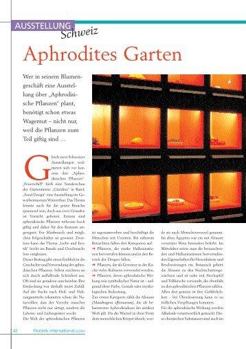 Aphrodites Garten