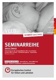 Seminarprogramm Schweiz zum Downloaden - Europäisches ...