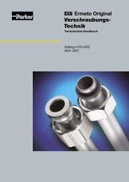 Ermeto Handbuch - Walter Still GmbH
