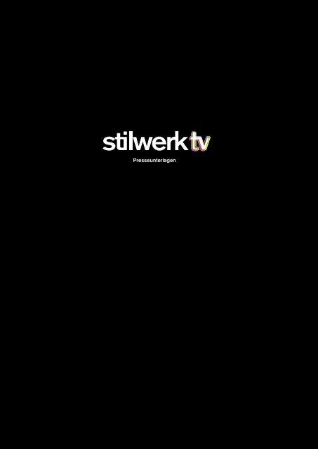 Pressemitteilung downloaden (PDF, 173 KB) - Stilwerk