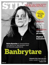 magasinet - Stim