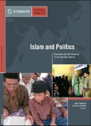 Islam and Politics - The Stimson Center