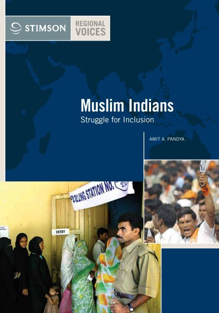Muslim Indians: Struggle for Inclusion - The Stimson Center