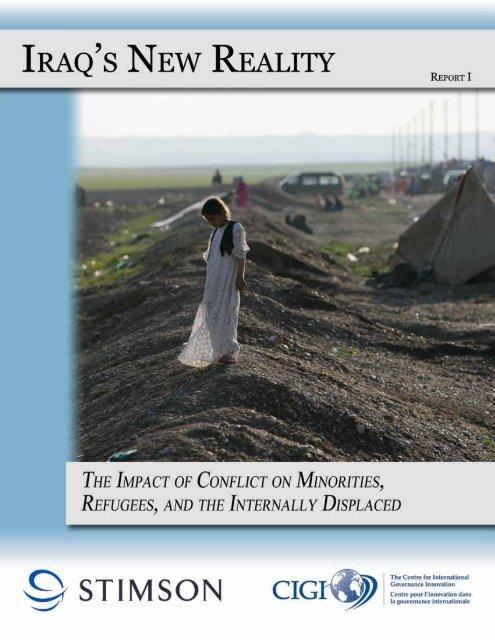 Iraq's New Reality - The Stimson Center