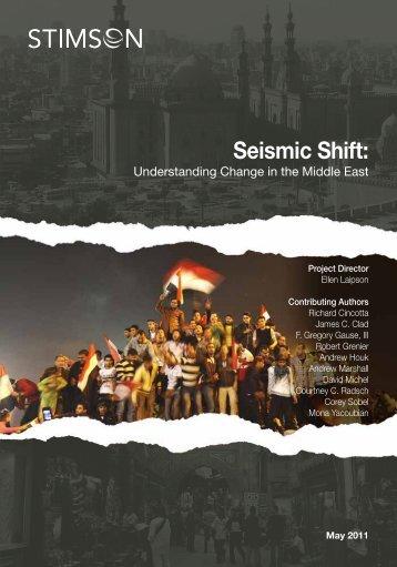 Seismic Shift: - The Stimson Center