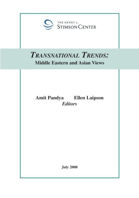 transboundary environmental governance in southeast asia