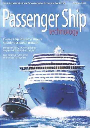 Passenger Ship - Stirling Design International