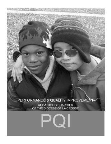Performance Quality Improvement - Catholic Charities