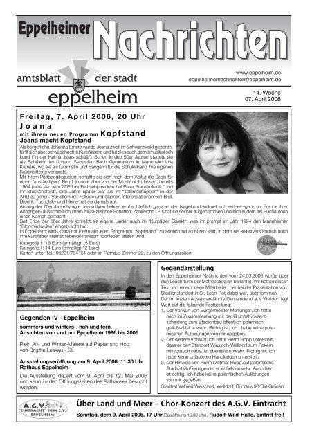 Mädchen aus Eppelheim