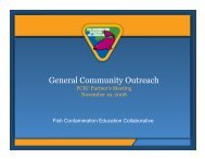 Chinese Community Outreach - Fish Contamination Education ...