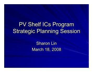 Strategic Planning Meeting Presentation