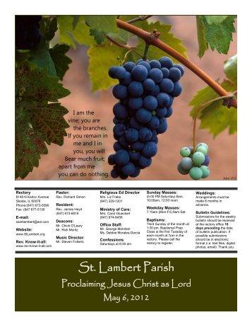 St. Lambert Parish