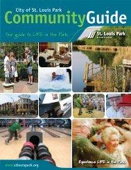 Community Guide - City of St. Louis Park