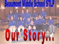 Beaumont Middle School (2004) - STLP