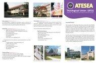 click and download the brochure - Seminari Theoloji Malaysia