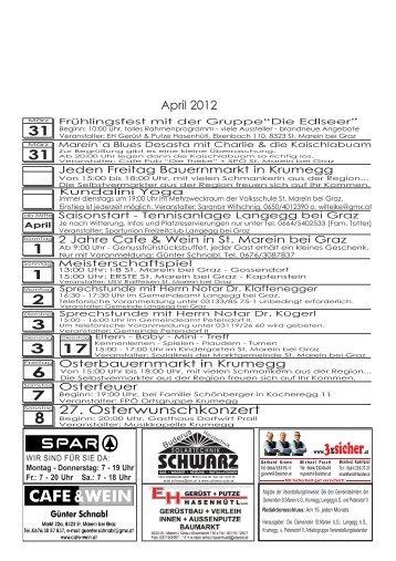 April 2012.pdf - Marktgemeinde St.Marein bei Graz