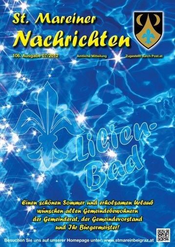 Sommer 2012_106.pdf - Marktgemeinde St.Marein bei Graz