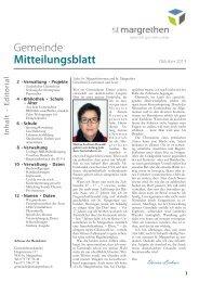 246-Mitteilungsblatt-10-13 - St. Margrethen