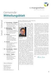248-Mitteilungsblatt-12-13 - St. Margrethen