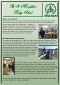 September 2012 Newsletter - St Marylebone School - Page 6