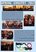 Summer 2012 Newsletter - St. Marylebone CE School - Page 2