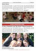 SENIOR SCHOOL NEWS - St Mary's School - Page 4