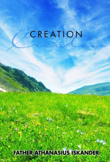 Creation - St. Marys Coptic Orthodox Church