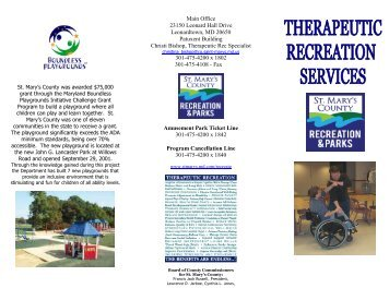 therapeutic recreation degree