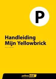 Handleiding Mijn Yellowbrick