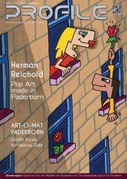 Profile Nr. 3 mit Herman Reichold