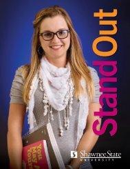 Shawnee State University Viewbook 2014