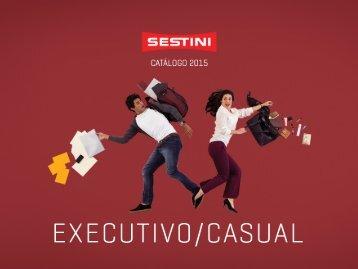 Catálogo Sestini Executivo Casual 2014/15