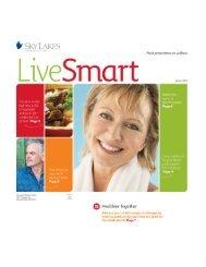 Live Smart Magazine - Winter 2014 Issue