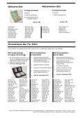 Homöopathie – Sets Stand 5-2008 - Engel Apotheke Freiburg - Page 2